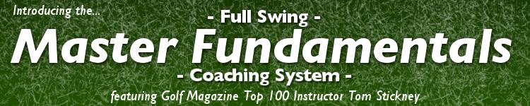 Full Swing Master Fundamentals